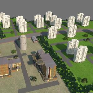 Vikram Udyogpuri Project