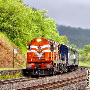 JDRL Rail Line