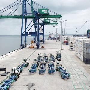 New Owendo International Port