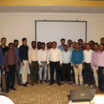 Hemant Sonawane with QA QC Team