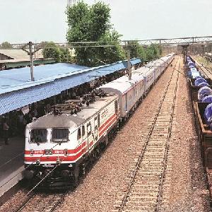 Boraki-Dadri for Eastern Dedicated Freight Corridor