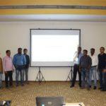 Ranjit Patil with Rebar Detailing Team