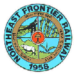 Northeast frontier railway logo