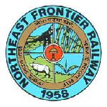 Northeast frontier railway logo