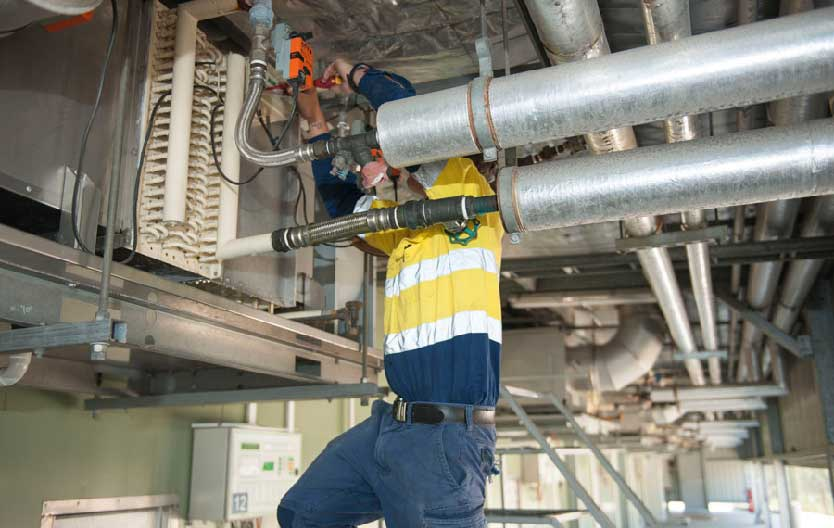 testing & commisioning HVAC