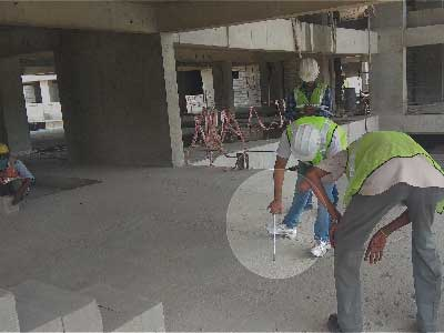 Structural Audit of commercial building