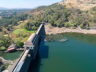 Walvahan Dam inspection