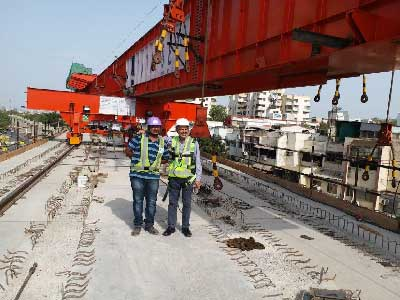 Safety Audit Tata Projects