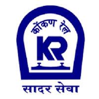 Konkan Railway logo quality
