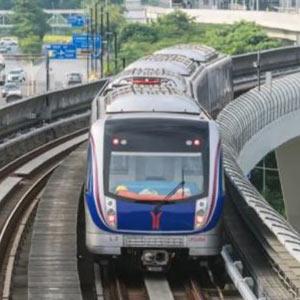 Mumbai Metro Line Image