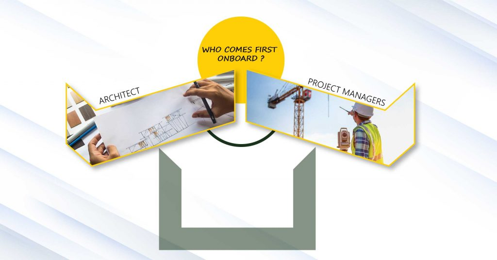 Architect vs project managers