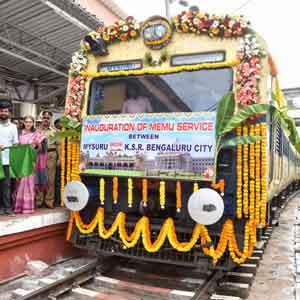 Bengaluru-Rail