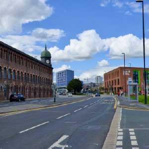 Hunslet Road, Block A