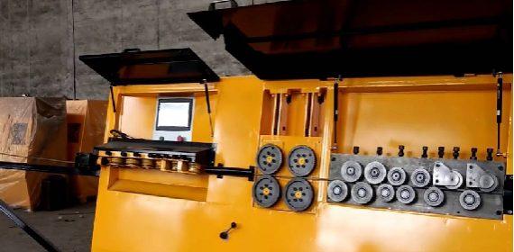 Large Rebar CNC Machine